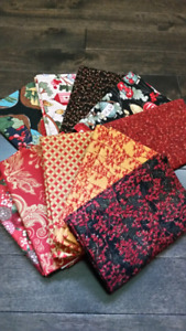 High quality quilting fabric - Japanese Garden