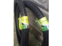 BICYCLE TYRES - PAIR 20 x 1.75 - BRAND NEW