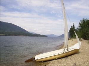 "14"" Sailboat For Sale"