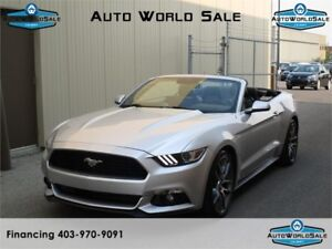 2015 FORD MUSTANG ECOBOOST - PREMIUM | CONVERTIBLE