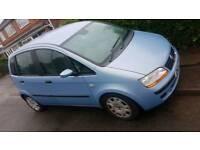 2005 Fiat Idea 1.3 dynamic. not punto panda 500 bravo focus