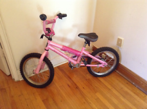 Norco kids bike 16' for girls very clean