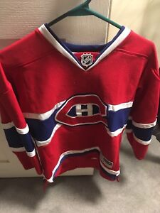 Montreal Canadians Jersey Chandail Canadiens de Montreal