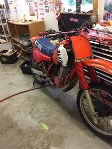 1982 cr250 elsinore