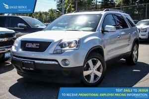 2010 GMC Acadia SLT Sunroof, Heated Seats, and Satellite Radio