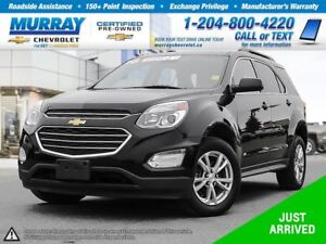 2016 Chevrolet Equinox LT *Climate Control, Remote Start*