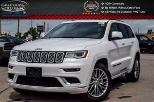 2017 Jeep Grand Cherokee New Car Summit|4x4|Navi|Pano Sunroof|Ad