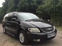 Chrysler Grand Voyager ltd xs 3.3 petrol auto