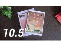 apple ipad pro 64gb rose gold 10.5 inch screen wifi + celluar