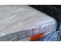 Double Myers Pocket Sprung Memory Foam Mattress