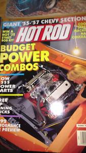 Hot Rod, Car Craft, Popular Hot Rodding