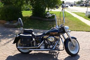 1990 Harley-Davidson Fat Boy FLSTF (1st year)