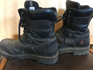 Size 13 JB Goodhue Work Boots