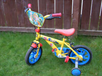 Bob the builder 12 inch bike. Used but still in a good condition.