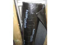 Roll of New Roofing Felt for Shed x 1 metre wide