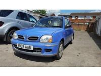 Nissan micra 1.0l petrol. MOT till March 2018. Very cheap/reliable car. Not astra corsa Honda toyota