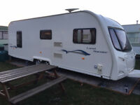 Avondale Landranger 6400EB (2006) Twin- axle, Fixed End Bedroom, 4 berth Touring Caravan