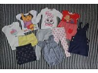 Baby Girl Clothes Bundle 3-4, 5 , 6 years old