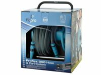 NEW Flopro 30 m 300 Hose Cart RRP £90