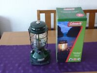Coleman Northstar Lantern for Fishing, Camping, etc Brand New