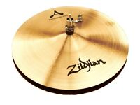 "a zildjian 13""mastersound hi hat cymbals new"