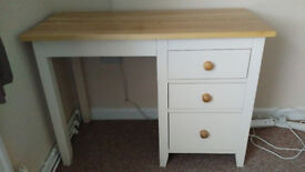 Camden Ivory Painted Dressing Table