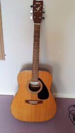Yamaha Full Size Acoustic Guitar - Good working order