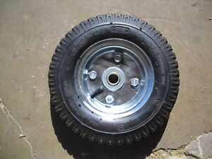 Small pneumatic Tires