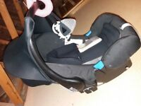 Baby carry car seat