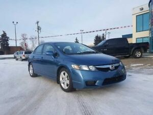 2009 Honda Civic LX-S!! Low Monthly P