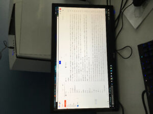 ASUS V248QE 24'' MONITOR WORKS GREAT!