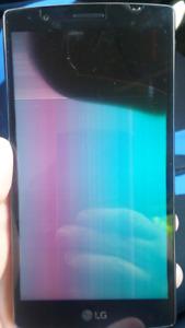 Broken LG G4