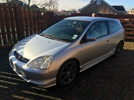 Honda Civic Type R EP3 3dr Hatchback Low Mileage
