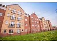 Modern 2 Bedroom Second Floor Flat for Rent at Great Northern Point in Derby City Centre DE1