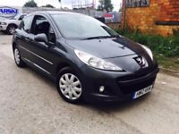 2012 PEUGEOT 207 1.4 *** LOW MILES ONLY 45,000 ***