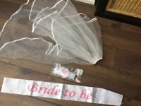 Bridal pack - hen party package
