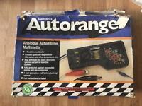 Gunsons Autoranger Automotive tester