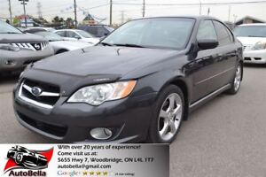 2008 Subaru Legacy Limited Leather Sunroof No Accident