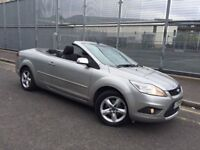 FORD FOCUS CC 1.6 CONVERTIBLE = £1990 ONLY =