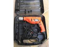 Black & Decker power drill £20.00 ONO