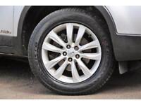 2012 Kia Sorento 2.2 CRDi KX-3 4WD 5dr (7 Seats) Diesel silver Automatic