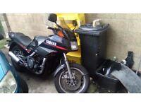 Yamaha fj1200 1987