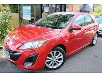 2009 (59) Mazda 3 2.2D SPORT 185PS SAT NAV BOSE LONG MOT FINANCE AVAILABLE