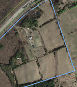 Approximately 15-20 Acres of Farmland for Rent