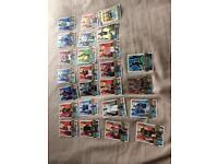 Match Attax Trading Cards x25