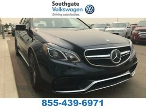 2015 Mercedes-Benz E-Class Leather   Sunroof   Low Kilometers