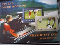 PILLOW TFT LCD COLOUR MONITOR