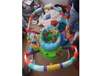Baby Gym bouncer