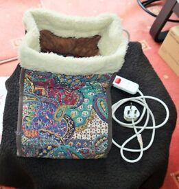 Foot Warmer - Cozee Cumfort Two Heat Electric