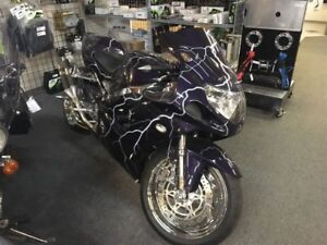 2000 suzuki GSX - R750 Super Sport TRADES WELCOME